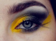 #black and #yellow done right