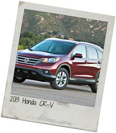 "2013 Honda CR-V   ""Repin"" if this is your pick! #topcars"