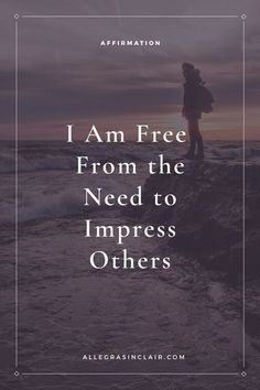 I am free from the need to impress others. My riches are things that have no monetary valuation. My family's well-being is more important to me than the opinion of others. My self respect and integrity are of great valu Self Respect Quotes, Self Quotes, Life Quotes, Qoutes, Affirmations For Women, Positive Affirmations, Great Quotes, Inspirational Quotes, Motivational Quotes