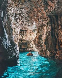 Exploring caves   Istria Croatia |  Doyoutravel Say Yes To Adventure