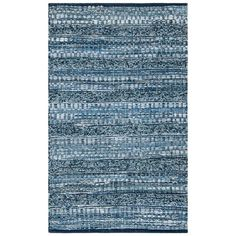 Update your home with a casual, timeless look with the June Rug from Magnolia Home by Joanna Gaines. This durable hand-woven cotton rug has a simple, elegant pattern with a fringed border, perfect for heavy foot traffic areas of your home. Joanna Gaines Rugs, Magnolia Joanna Gaines, Magnolia Home Rugs, Magnolia Homes, Magnolia Market, Magnolia Home Collection, Main Image, Striped Rug, Blue Bedding