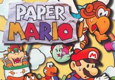 World Building: A flat world full of depth: [TheBlondeBass' Bloggers Wanted entry concerns a series that is close to my heart: Paper Mario.…