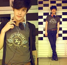 I'm learning to walk again  (by Vini Uehara) http://lookbook.nu/look/3362097-i-m-learning-to-walk-again