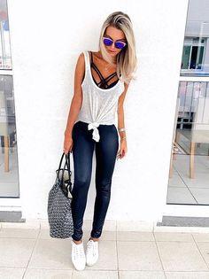 Outfits coquetos y sencillos para una cita casual con el que te gusta