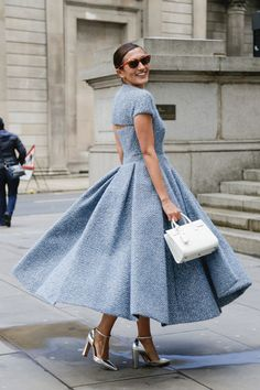 Street Style London Fashion Week Fall 2015