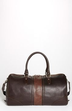 Martin Dingman 'Polocrosse' Duffel Bag available at #Nordstrom