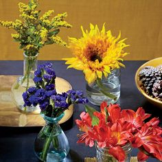 The Grocery Store Florist: The $15 Quartet