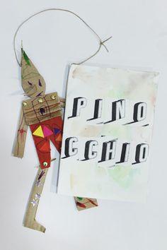 atelier pour enfants: Atelier de Pinocchio 2