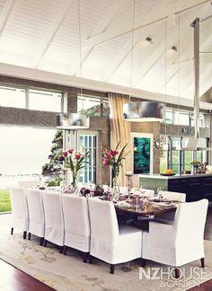 ******** a beautiful New Zealand home *******