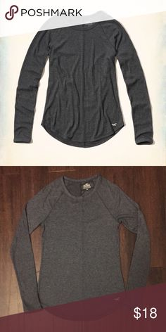 ⬇️ Hollister Long Sleeve New without tag! Have not worn. Hollister Tops Tees - Long Sleeve