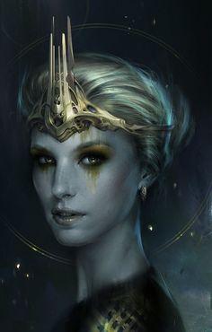 Shadow Queen crown?