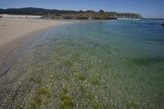 Coruña Playa Pantín. Valdoviño.