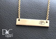 Check out this item in my Etsy shop https://www.etsy.com/listing/479594397/fox-necklace-gold-bar-necklace-hand