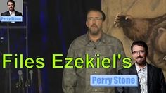 Perry Stone Prophecy Mana Fest 2016 - The X Files Ezekiel's Vision Perry Stone