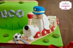 Mitchell's girfriend cake tickety toc cake - Google Search