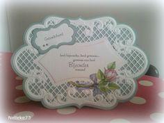 Voorbeeldkaart - 2013-023 Condoleance - Categorie: Stansapparaten - Hobbyjournaal uw hobby website