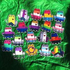 Cute Moth, Lgbtq Flags, Pansexual Pride, Gay Aesthetic, Lgbt Love, Cute Frogs, Gay Art, Cute Gay, Gay Pride