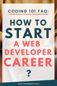 How to Become a Web Developer in Skills, Careers and Salary How to become a Web Developer? Learn how to learn the necessary skills to start a web development career from scratch Web Design Websites, Web Design Quotes, Website Design Services, Website Design Company, Web Design Tips, Web Design Trends, Web Design Inspiration, Web Design Career, Blog Design