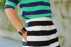 Stripes.     Atlantic-Pacific