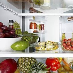 Think outside the crisper: Store some veggies on the top shelf rather than just in the crisper. Spring cleaning can help you drop the pounds and keep them off. | Health.com