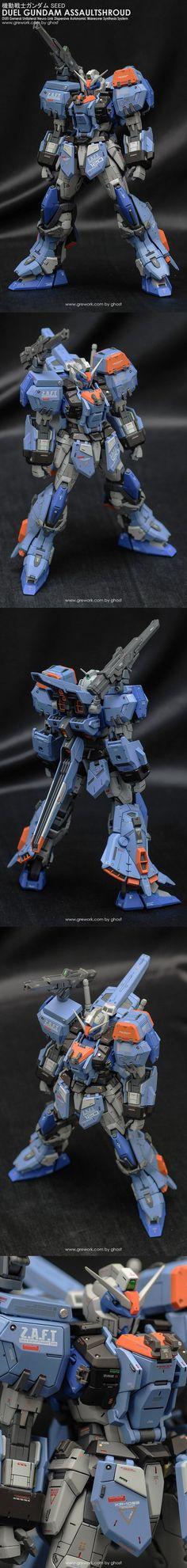 Battle Robots, Gundam Seed, Custom Gundam, Robot Design, Gundam Model, Mobile Suit, Plastic Models, Ro Bot, Model Kits