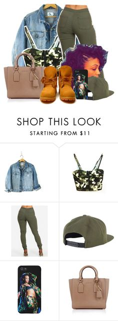 """""""3:10 P.M"""" by jtia ❤ liked on Polyvore featuring Calvin Klein, Nixon, Michael Kors and Timberland"""