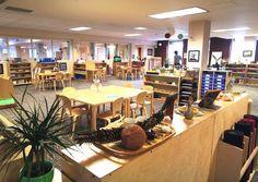 Resultado de imagen de school atmosphere montessori