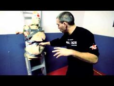 Pistol Grip Thrusting on Pork Skin and Flesh   Fixed Blade Karambit   Funker Tactical - Gun & Gear Videos·