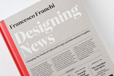 Designing News typography from the Best of Fonts In Use in 2013 on Fonts in Use.