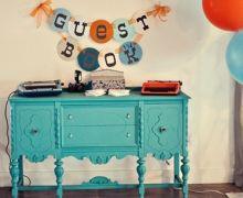 Guest corner