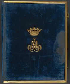[Duc de Morny Album], Pierre-Louis Pierson (French, , et al, Albumen silver prints from glass negatives with applied color Painting On Photographs, Luxury Logo, Wedding Logos, Ornaments Design, Red Paint, Bookbinding, Coat Of Arms, Logo Design Inspiration, Wallpaper Quotes