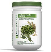 PROTEÍNA VEGETAL (NUTRILITE DE AMWAY) Ayuda a formar y reconstruir el tejido muscular, reduciendo al mismo tiempo la fatiga del músculo...