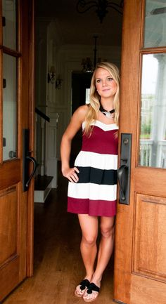 USC Game Day look. On sale now for $51 at www.tailgatequeen.com