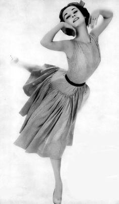 Foto de moda 1950s