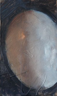 Form 3 by Ian Costello Oil ~  x