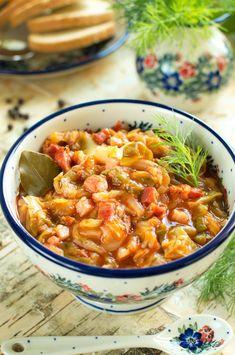 Kielbasa, Chana Masala, Salsa, Dinner, Vegetables, Cooking, Ethnic Recipes, Kitchen, Food