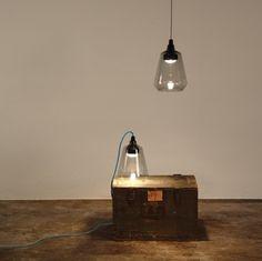 'Friday' Lamp by Reinhard Dienes - Fine Composition