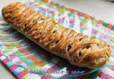 La receta, con imágenes de cada paso para hacerla, la comparten desde el blog COMER RICO Y SANO.
