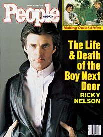 Rick Nelson 1940-1985