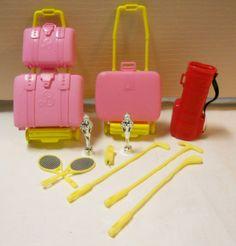 Vintage Barbie Accessories