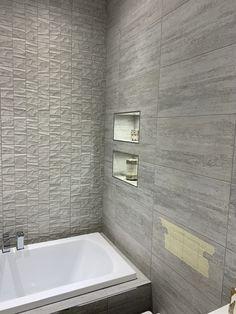 Alcove, Bathroom Ideas, Bathtub, Standing Bath, Bathtubs, Bath Tube, Bath Tub, Tub, Decorating Bathrooms