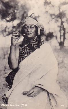 Maori Wahine
