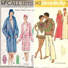 Over 83,500 Vintage Sewing Patterns Are Now Available Online
