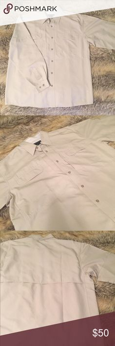 Royal Robbins BNWOT Brand new never worn no tags. 100% polyester Royal Robbins Shirts Casual Button Down Shirts