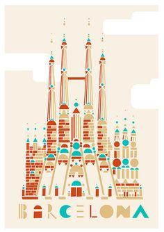 Philippe Nicholas: Barcelona
