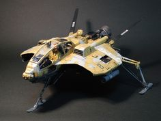 Super Fledermaus. WAVE Ma.K. 1/20 scale Hummel remodeled. By Isojima. #Ma_K #Maschinen_Krieger