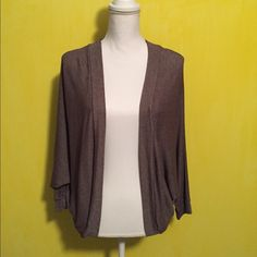 Michael Stars Michael Stars lightweight cardigan, one size fits most, great condition with no flaws, pretty bronze color with a light shimmer to it, loose sleeves, bundle to save ❤️ Michael Stars Tops