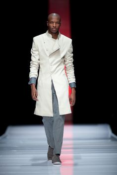 South African designer Naked Ape -- Johannesburg 2012
