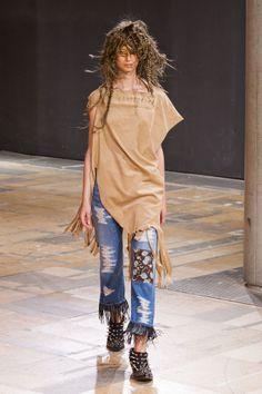 Junya Watanabe Spring Cowboys and Indians Spring 2014, Spring Summer, Summer 2014, Fashion Photo, Paris Fashion, Cowboys And Indians, Junya Watanabe, Absolutely Fabulous, Bohemian