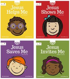 Even young children can begin making a personal connection with Jesus' words found in the Knowing My God Series. Jesus Help, My Jesus, Jesus Saves, Save Me, Help Me, How To Know, Teacher Gifts, Invitations, God